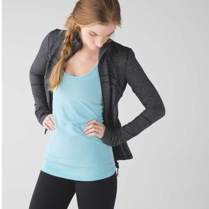 Lululemon Cool Racerback in Aquamarine